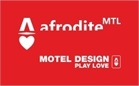 Logotipo do Motel Afrodite MTL