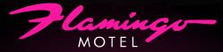 Logotipo do Motel Flamingo