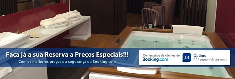 Faça a sua reserva no Motel PortoFino